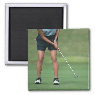 Putt (Golf) Magnet