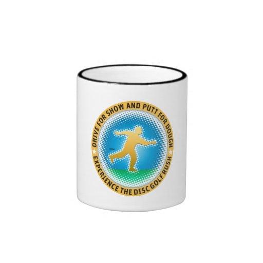 Putter Dude #2 Ringer Coffee Mug