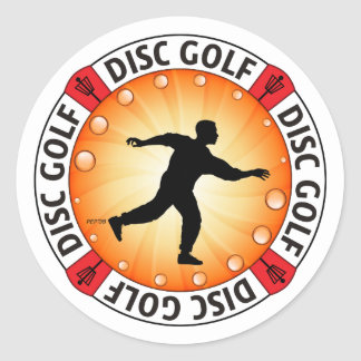 Putter Dude #3 Stickers