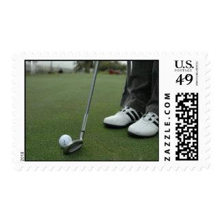 Putter Postage Stamp