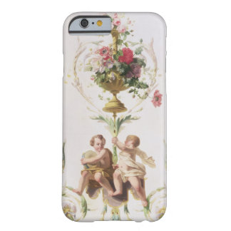 Putti amid swags of flowers and leaves barely there iPhone 6 case