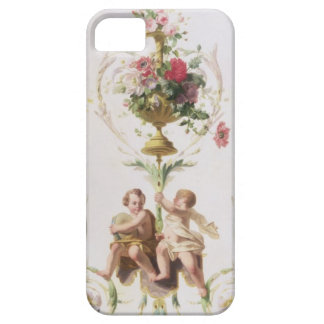 Putti amid swags of flowers and leaves iPhone SE/5/5s case