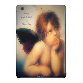 Putti Angel Personalize iPad Mini Cover