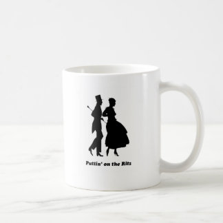 Puttin' on the Ritz Coffee Mug