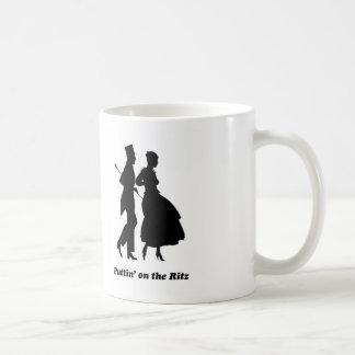 Puttin' on the Ritz Coffee Mug