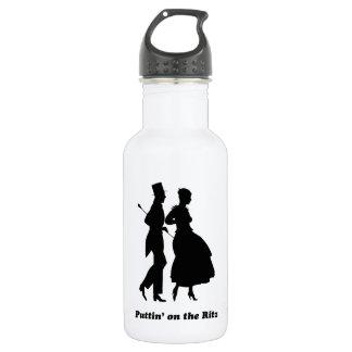 Puttin' on the Ritz Stainless Steel Water Bottle