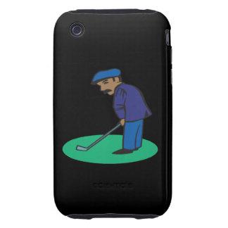 Putting iPhone 3 Tough Cases