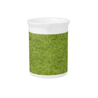 Putting Green Beverage Pitcher