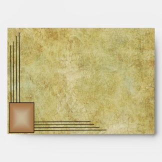 Putting on the Ritz 1 Envelope