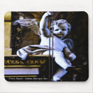 Putto Angel Mousepad