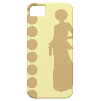 Putty Cream Neutral Dots Fashion iPhone SE/5/5s Case