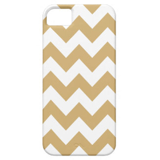Putty Neutral Chevrons iPhone SE/5/5s Case