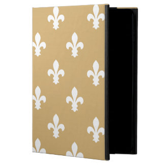 Putty Neutral Fleur de Lys Powis iPad Air 2 Case