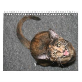 Puttytats Calendar