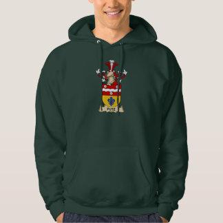 Putz Family Crest Hooded Sweatshirt