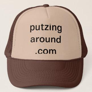 putzing around cap
