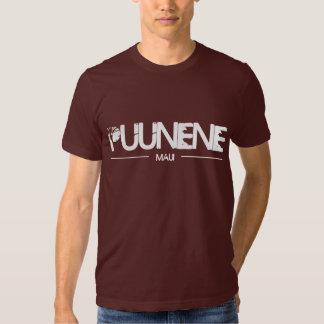 Puunene, Maui T-Shirt