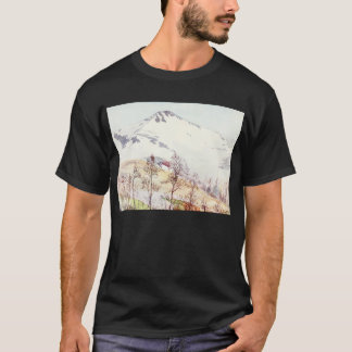 Puy Mary French Watercolor T-Shirt