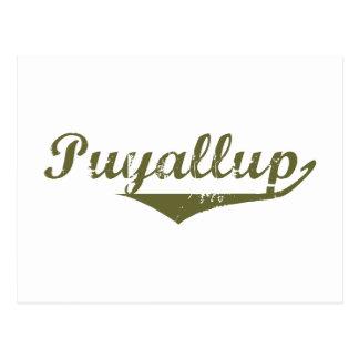Puyallup  Revolution t shirts Postcard