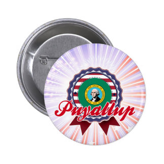 Puyallup, WA Pin