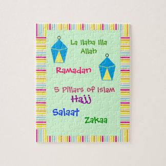 Puzzle 5 Pillars of Islam