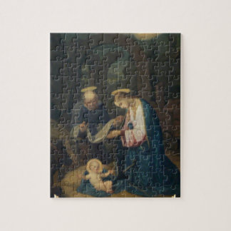 Puzzle: Birth of Christ Jigsaw Puzzle