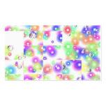 Puzzle Bubble Business Card