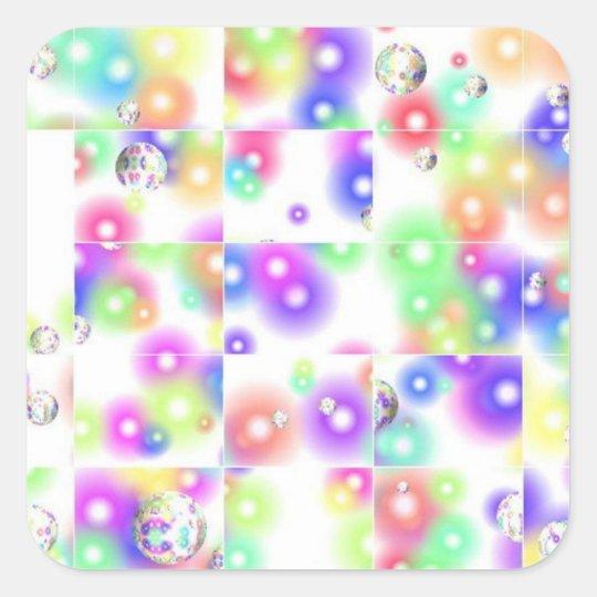 Puzzle Bubble Sticker