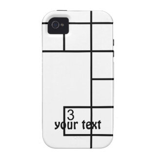Puzzle Cacher Geocaching Add Your Name Custom Case Vibe iPhone 4 Covers