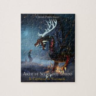 Puzzle cover Aki - Cristallo di Yggdrasil