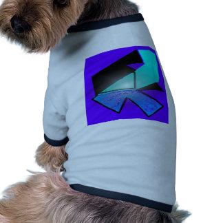 Puzzle Dog T Shirt