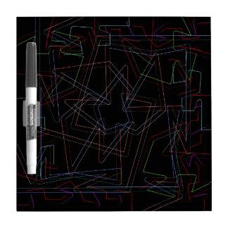 Puzzle Dry-Erase Board