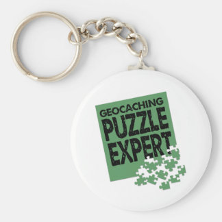 Puzzle Expert Keychain