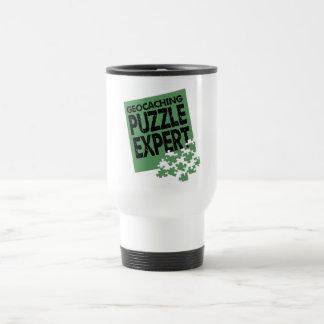 Puzzle Expert Travel Mug