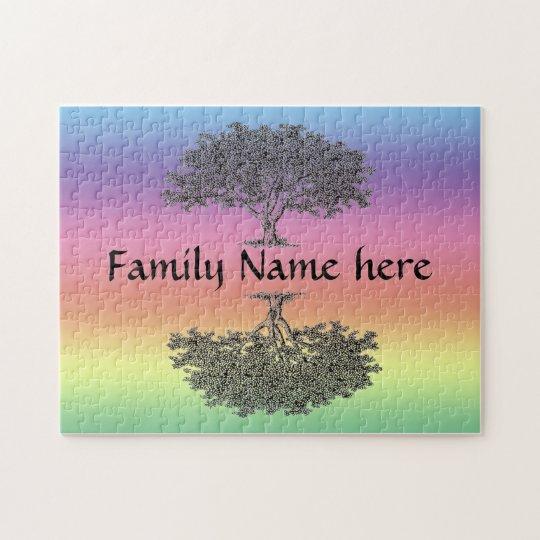 Puzzle - Family Tree/Name