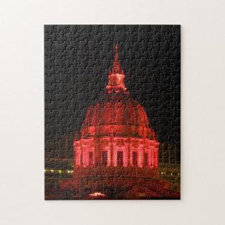 Puzzle - Festive San Francisco City Hall