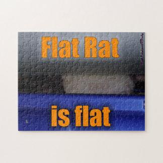 Puzzle: Flat Rat Jigsaw Puzzle