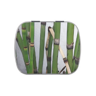Puzzle Grass Candy Tin