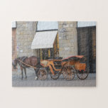 Puzzle--Horse & Carriage