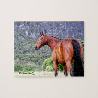 Puzzle, horse, equestrian jigsaw puzzle
