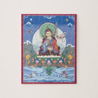 PUZZLE IN TIN - Padmasambhava (Tib: Guru Rinpoche)