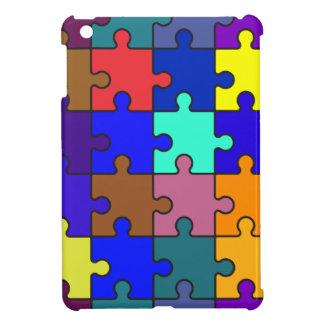 Puzzle Case For The iPad Mini