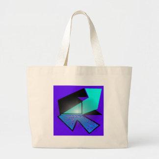 Puzzle Jumbo Tote Bag