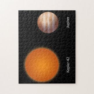 Puzzle - Jupiter & Kepler