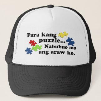 Puzzle Ka Ba? Trucker Hat