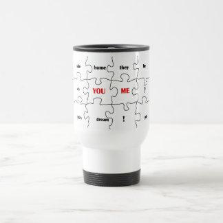 Puzzle: Live Mugs