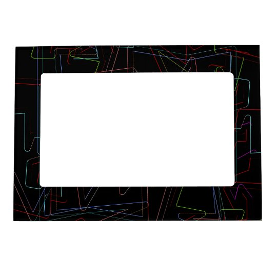 Puzzle Magnetic Photo Frame