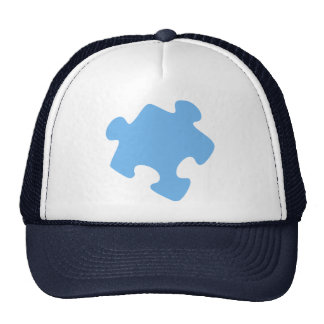 Puzzle Mesh Hats
