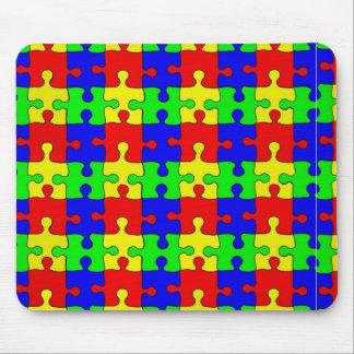 Puzzle Mouse Pad