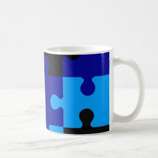 Puzzle Coffee Mugs
